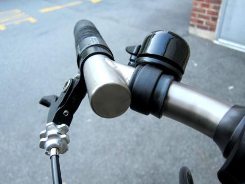 Seven Cycles Cafe Racer Tiberius Handlebar Detail - photo - Rob Vandermark