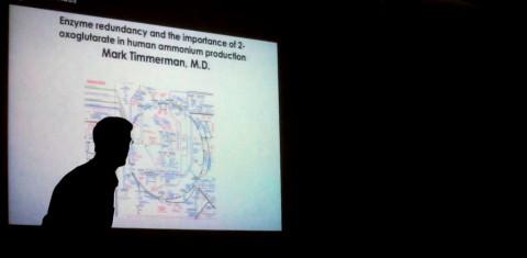 Enzyme Redundancy - Mark Timerman - International Cyclefit Symposium 2013