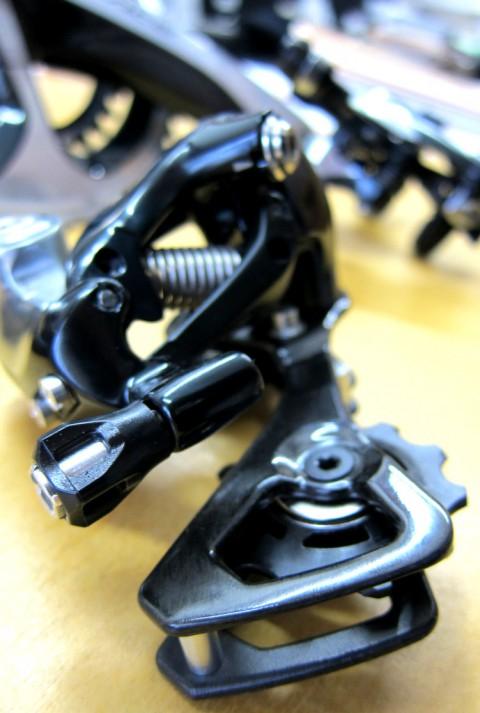 Shimano Dura Ace 9000 rear derailleur detail