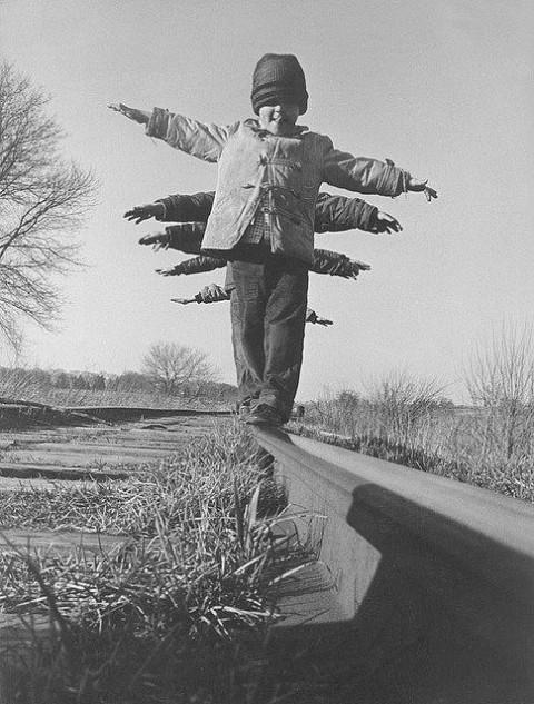 Balancing - image source unknown
