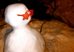 Bootsy Collins Snowman - photo - Rob Vandermark