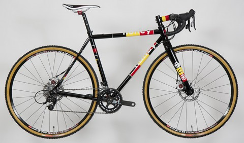 Honey Limited Edition Hub Cyclocross - side - sized