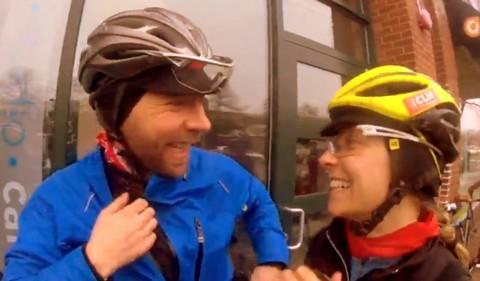Matt's B-Day ride - Matt and Mo - Video Thom Parsons