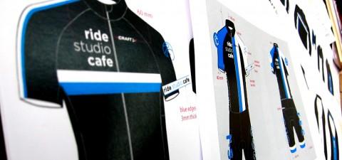Ride Studio Cafe Racer jersey design 2013 v1.0