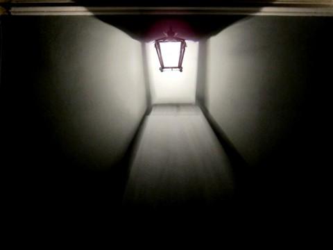 521 - Hall light in Sicily - photo - Rob Vandermark