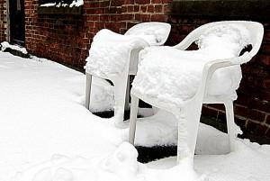 Even Snow Needs a Rest Sometimes - photo - Rob Vandermark