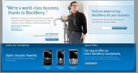 Blackberry Rob Vandermark
