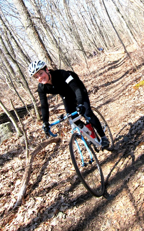 Diverged Ride, Cindy Smiles - photo - Rob Vandermark