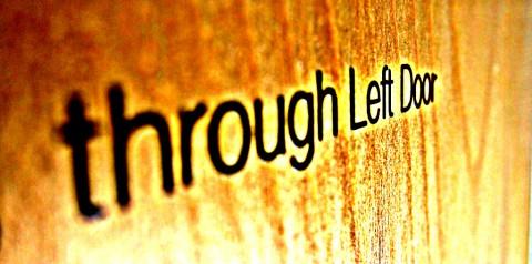 Through Left Door - photo - Rob Vandermark