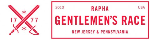 Rapha Gentlemen's Race 2013 NJ&P - logotype