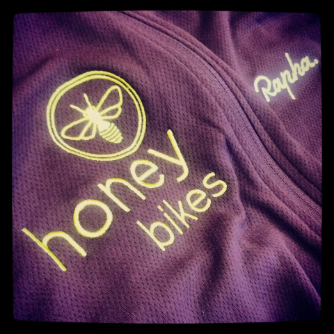 Honey Team Jersey 2013