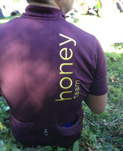 Honey Team jersey - WTF Kits 20130830