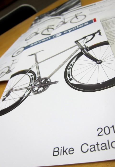 Seven Bike Catalog 2013-14
