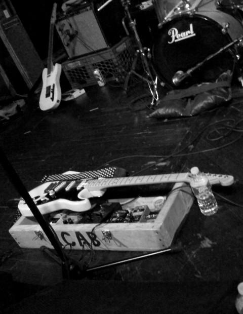 Ready to rock - photo - Rob Vandermark