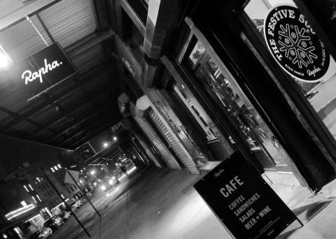 Rapha Cycle Club NYC - photo - Rob Vandermark