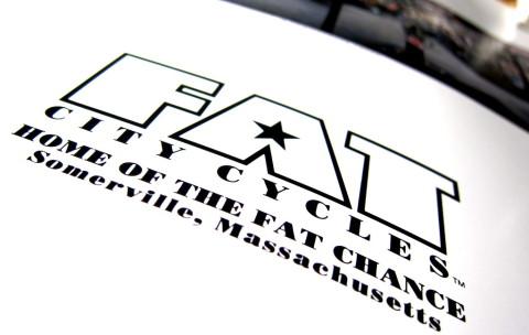 Fat City poster logo