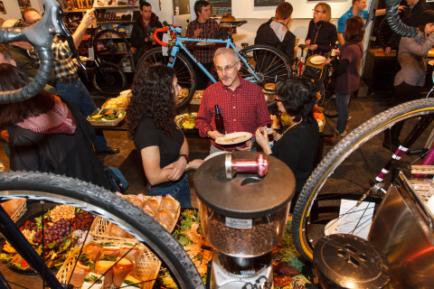 Honey Bikes Launch Party 2014