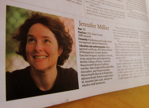 Jennifer Miller in Bicycle Retailer and Industry News