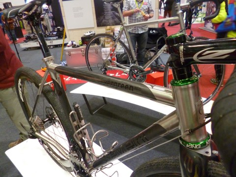 Matt Roy's 622 SLX - photo - velovoice