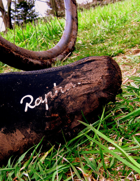 Diverged overview - Rapha, mud, grass, spring - photo - Rob Vandermark