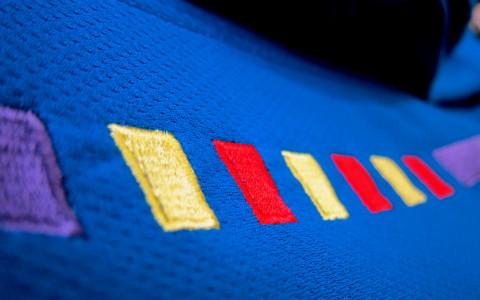 Mallorca jersey, flag 2014 - photo - Rob Vandermark