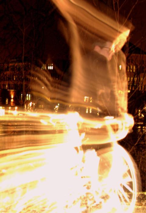 Rob's in the light - photo - Kirk Tegelaar