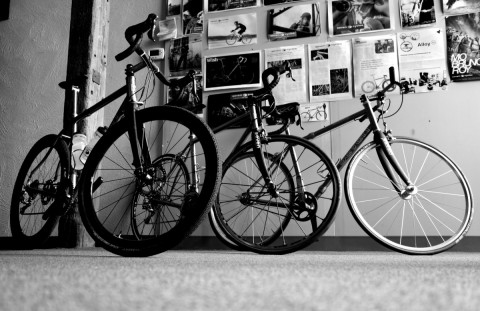 Three Bike for Traveling - photo - Rob Vandermark