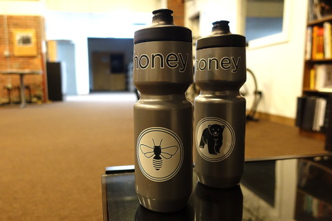 Honey Water Bottles fall 2014 - photo - Rob Vandermark