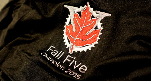 Fall Five 2015 Jersey Emblem Embroidery